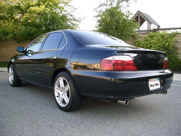 Acura TL Type S - 2004 acura tl type s for sale