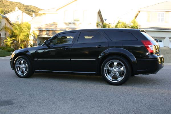 New Dodge Magnum >> Wheels and Tires